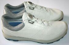 Ecco Biom Hybrid 3 BOA Golf Shoes white in good condition EU46 / UK12-12.5