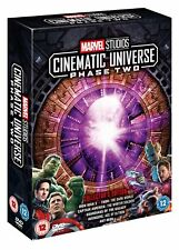 Marvel Studios Cinematic Universe: Phase Two (Box Set (Collector's Edition)) [