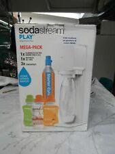 Sodastream 2260767 Play Megapack Gasatore per Acqua Frizzante (no 3 concentrati)