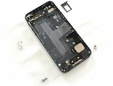 Genuine iPhone 5 A1428 Case Bottom with Sim Tray Screws, few brackets SEE PIC
