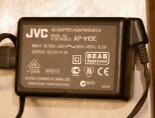 JVC AC power adapter AP-V13E
