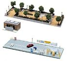 Kato 23-418 Park & Parking Lot Set (N scale)