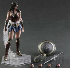 "Wonder Woman Diana Prince PVC Action Figure with Box 11"" Collection"