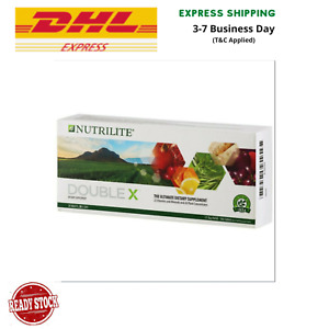 4 X AMWAY NUTRILITE DOUBLE X 31 Day Refill Supplement Multivitamin DHL EXPRESS