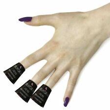 Healthlife Pre-Soaked Acetone Nail Prep Wraps Wipes UV Gel Polish Remover