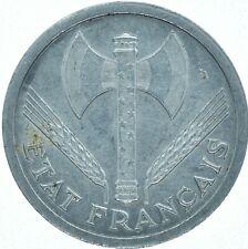 COIN / FRANCE / 2 FRANCS 1943  #WT16514