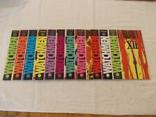Watchmen Dc 1-12 1986 Original Issues Alan Moore Dave Gibbons Movie Hbo Series