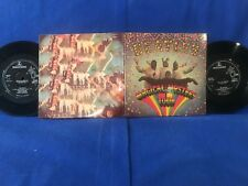 THE BEATLES DOUBLE EP MAGICAL TOUR SMMT-1 ORIG UK SUPERB NEAR MINT