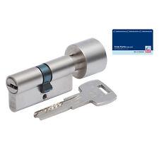 Basi Profil-Knaufzylinder CX6 K 31,5/31,5mm VS 5 Zylinderschlüssel Codekarte NEU