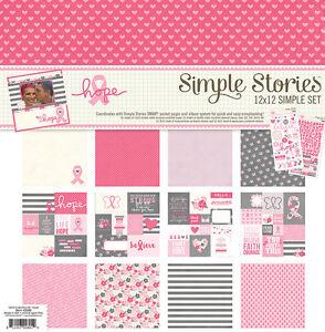 Simple Stories Hope 12 x 12 Simple Sets Kit 2048