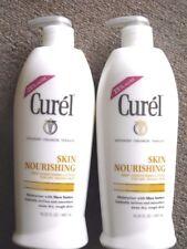 Curel Skin Nourishing Deep Conditioning Lotion Shea Butter BONUS SIZE BOTTLES!!!