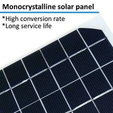 10W 6V Mini Solar Panel Cell Power Module Battery Toys Charger Light DIY Y4F6