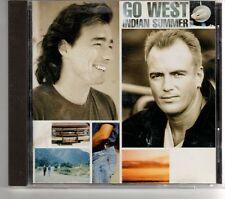 (GT502) Go West, Indian Summer - 1992 CD