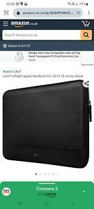 Laut prestige Vegan leather laptop sleeve