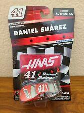 2019 Wave 6 Daniel Suarez Haas Automation 1/64 NASCAR Authentics Diecast