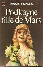 ROBERT HEINLEIN PODKAYNE FILLE DE MARS