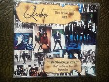 The Quireboys - There She Goes Again (CD Single) MINT