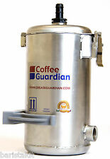Grease Guardian ST2 Mini Espresso Coffee Machine Grounds Waste Filter