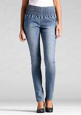 John Baner Jeans Leggings Leggings Jeans pantalon stretch bleue taille 36 933796