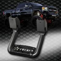 1pc RBP BLACK TRUCK SUV SIDE STEP NERF BAR FORD F150 F250 F350 F450 SUPER DUTY