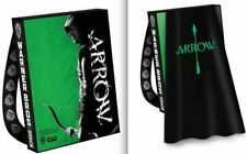 UNUSED SDCC 2013 COMIC-CON ARROW SWAG BAG BACKPACK EXCLUSIVE WITH CAPE