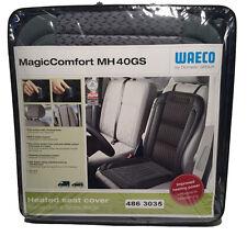 WAECO Sitzheizung Sitzauflage MagicComfort grau schwarz Zwei Heizstufen