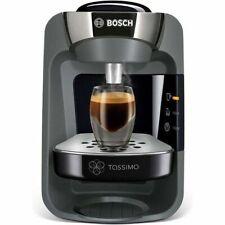 Bosch TAS3202 Tassimo Suny - Cafetera Multibebidas Automática de Cápsulas con Sistema SmartStart - Negra