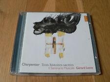 Gerard Lesne - Charpentier : Trois Histoires Sacrées - Mors, Sacrificium... CD