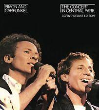 SIMON & GARFUNKEL - THE CONCERT IN CENTRAL PARK (DELUXE EDITION)  2 CD NEUF
