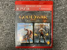 God Of War Collection Playstation 3 PS3 Complete
