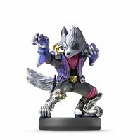 amiibo WOLF (Super Smash Brothers Series) Nintendo Japan import