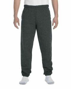 Jerzees 4850P Adult 9.5 oz. Super Sweats® NuBlend® Fleece Pocketed Sweatpants