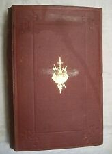 1869 - History of England From the Earliest Times by Sir Edward S Creasy VOL 1
