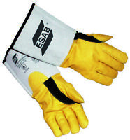 ESAB TIG Professional Welding Gloves, Size: 9 / L, please choose quantity