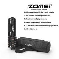 ZOMEI Tripod 669 Professional Aluminium Monopod for Canon Nikon Camera UK Seller