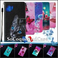 Etui Coque Housse FASHION COLOR Cuir PU Leather Wallet Case Cover Xiaomi Poco M3
