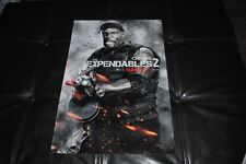 """The Expendables 2 Promo Action Movie Poster Terry Crews 20"""" NEW"""