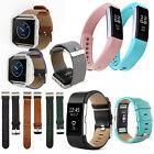 FitBit Alta Alta HR Charge 2 Blaze Leather Wristband Strap Band Bracelet