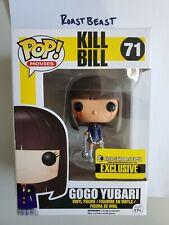 """1x Gogo Yubari Funko Pop! Movies """"Kill Bill"""" #71, Entertainment Earth Exclusive"""