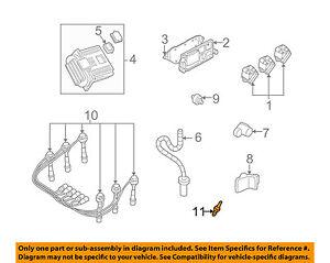 GM OEM Ignition-Spark Plug 19301813