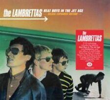 Beat Boys in The Jet Age 0698458822321 by LAMBRETTAS CD
