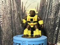 Battle Beasts Vintage Series 3 #64 Musky Ox w/ Rub 100% Complete