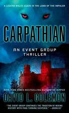 Event Group Thrillers: Carpathian 8 by David L. Golemon (2014, Paperback)