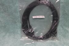15 ft USB2.0 A-Male to B-Male-Black Cable