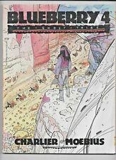 Blueberry 4 Charlier Moebius 1990 Ghost Tribe FN/VF Heavy Metal Art 0871355809