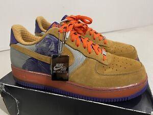 2007 Nike Air Force 1 Low Premium Amare Stoudemire Men's Size 11 315182-071