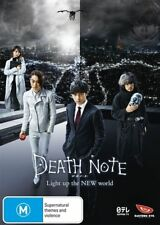 Death Note Light up the New World = NEW DVD R4
