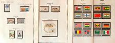 Lot of United Nations New York Year 1985-1986 Stamps MNH