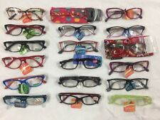 Wholesale Lot 50 Sight Fashion Reading Glasses  Mixed Strength and Style New!