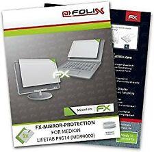 atFoliX FX-Mirror Film de protection d'écran pour Medion Lifetab P9514